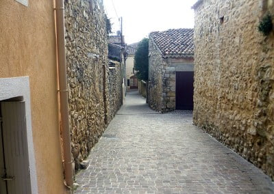 Ruelle centre-village