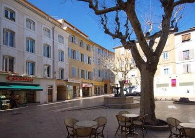 Place de Manosque