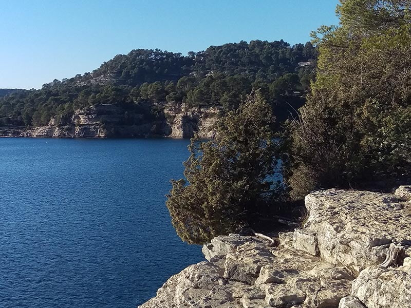 Lac d'Eparron de Verdon