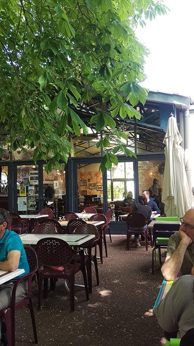 Restaurant la Terrasse des Marronniers
