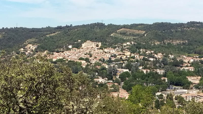 Village de Gréoux les Bains