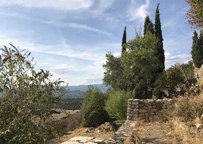 Ruine du village
