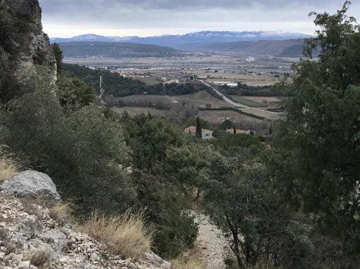 Volx, un village provençal typique