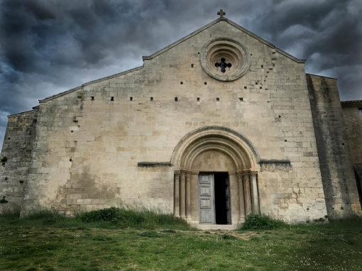 Visite du prieuré Notre-Dame de Salagon