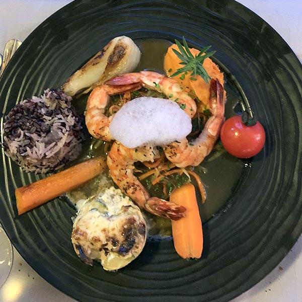 Restaurant des Alpes à Gréoux-les-bains