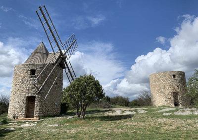Visite à Saint-Julien de Montagnier