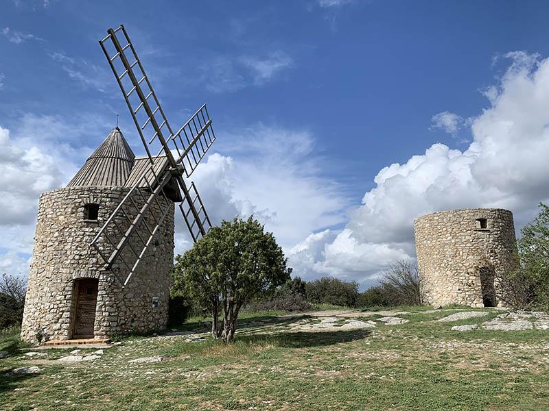 Les moulins de Saint-Julien