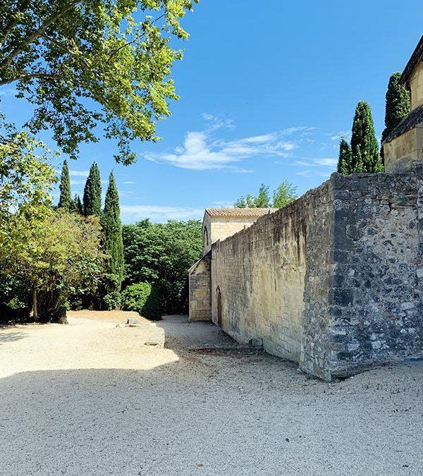 L'abbaye de Silvacane à la Roque d'Anthéron