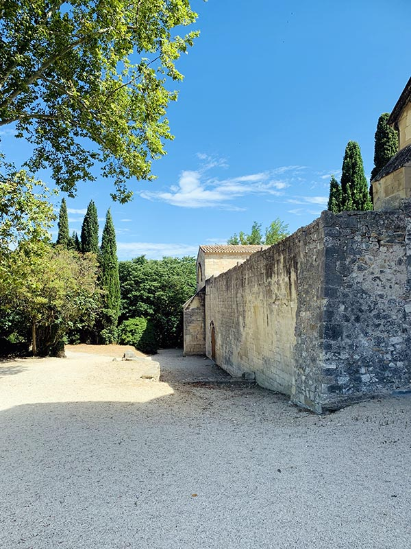 Abbaye de Silvacane à la Roque d'Anthéron