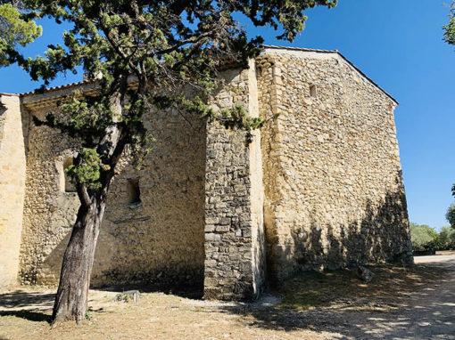 """La chapelle """"Toutes Aures"""" à Manosque"""