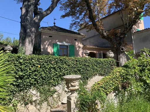 """La maison de Jean Giono, """"Le Paraïs"""" à Manosque"""