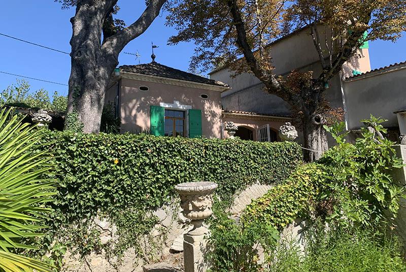 Maison de Jean Giono à Manosque